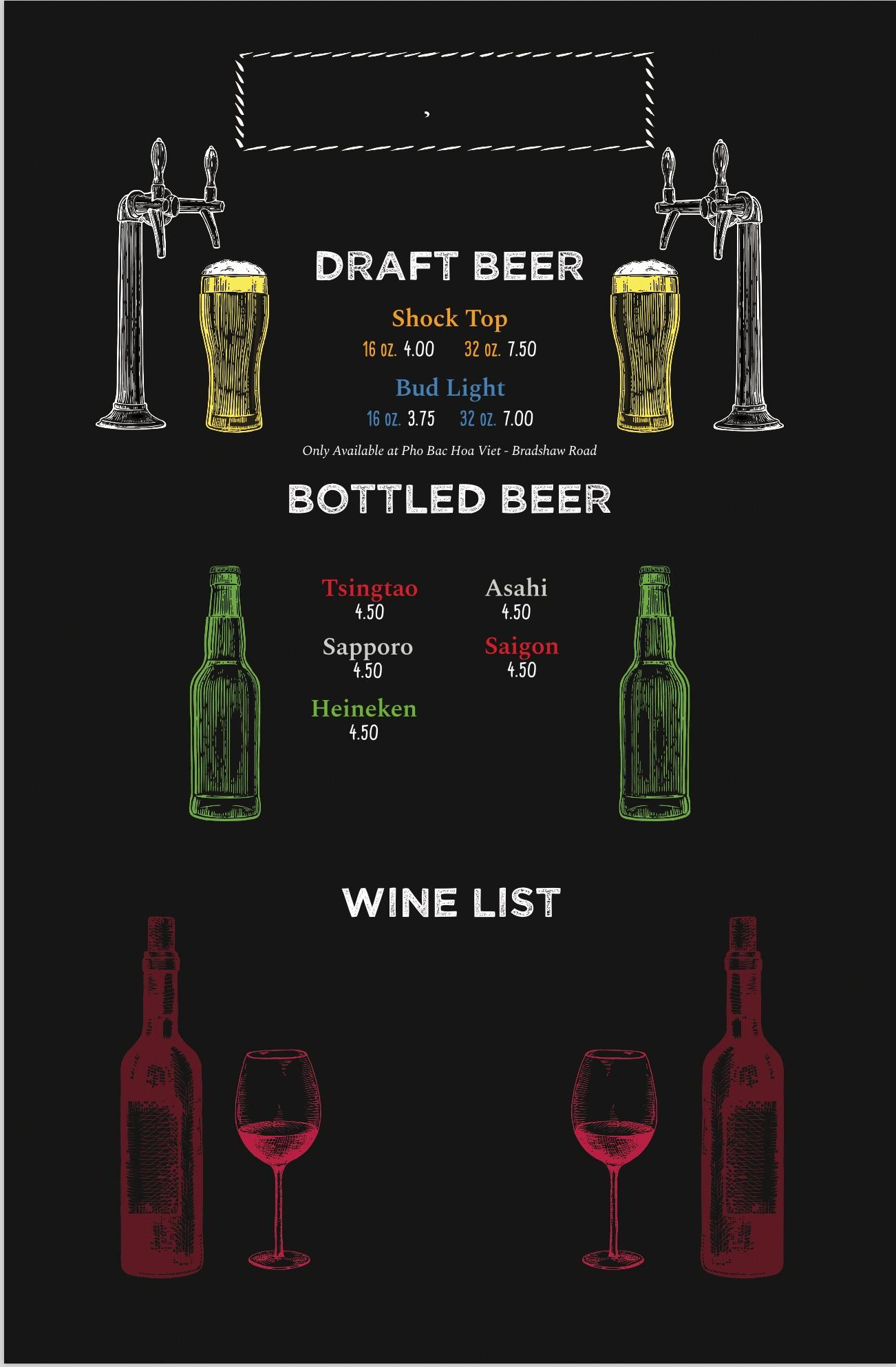 15. Beverages